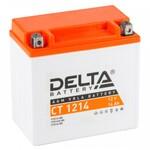 Аккумулятор 12В14Аh DELTA CT1214 150*86*148 прям