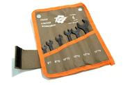 Набор ключей 6 пр. (6-19 мм) ТехМаш сумка