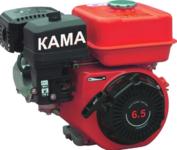 Двигатель КАМА DM7,0К вал 20мм