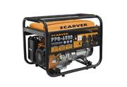 Генератор бензиновый Carver PPG-6500